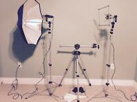 Portable Photography equipment