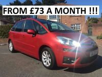 2008 CITROEN C4 PICASSO 1.6 HDI VTR+ ** AUTOMATIC **FINANCE AVAILABLE ** FULL SERVICE HISTORY