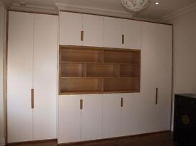 Carpenter North London - Bespoke Wardrobe Kitchen High standard NVQ