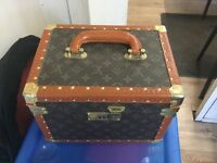 Travel case lovely condition hardly used