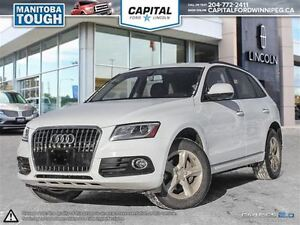 2016 Audi Q5 2.0T Komfort AWD **Heated Seats-Bluetooth**