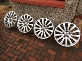 Vauxhall Insignia Elite Alloy Rims - PCD 5x120