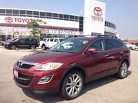 2012 Mazda CX-9 GT,AWD,NAVIGATION,REAR VIEW CAMERA,DVD,7PASSENGE
