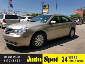 2009 Chrysler Sebring LX/LOW, LOW KMS!/PRICED - QUICK SALE !