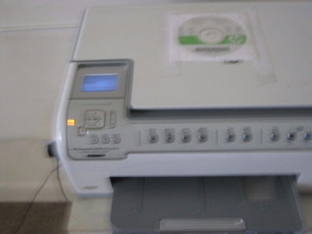 HP Photosmart C6280 All-In-One Print Copy Scan Inkjet Printer.