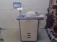 A3 A4 full colour MFD photocopier printer scanner 40cpm Toshiba E-studio 5540C,