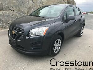2015 Chevrolet Trax LS/BLUETOOTH/BLUETOOTH/CLEAN CP/TURBO