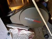 Commercial quality healthrider elliptical crosstrainer gym exercise machine