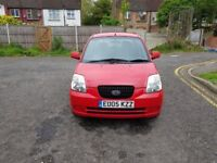 2005 KIA Picanto 1.1 LX 5dr @07445775115 Low Mileage+Cheap+Insurance+Tax Good For First Time Driver