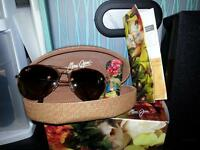 AUTHENTIC MAUI JIM HONORABLY WOMEN'S SUNGLASSES