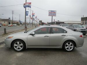2009 Acura TSX TECH PKG, leather, sunroof