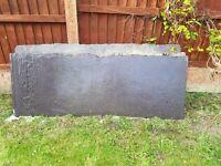 3 x large slate slab