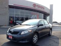 2010 Toyota Corolla CE C PKG, POWER GROUP, CRUISE,