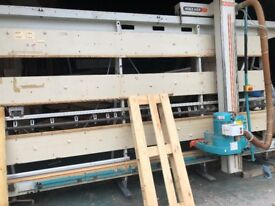 HolzHer 1205 Wall Saw Super cut (used)