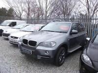 BMW X5 3.0d SE Auto (grey) 2007