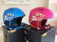 Kids Head Ski Helmets