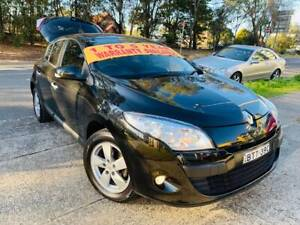 MY12 2011 Renault Megane DYNAMIQUE Auto ONLY 80,000 Kms LOGBOOKS