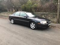 VOLVO S80 D5 DIESEL LOW MILLAGE 1 OWNER FROM NEW FULL HISTORY