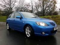 Mazda 3 2.0 SPORT hatchback BOSE SOUNDSYSTEM LED LIGHTS AIR CON XENNONS ALLOYS