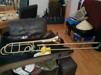 Getzen Bousfield Custom Trombone