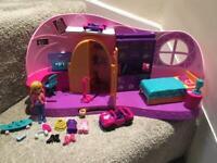 Polly Pocket Go Tiny Playset