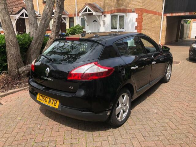 Renault megane 1 5 dci full service history 88k on the clock sat nav TomTom  Quick sell | in Enfield, London | Gumtree