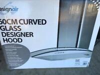 Designer cooker hood