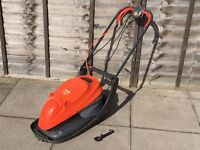 Flymo EasyGlide 300w mower, tested and working perfect, little use