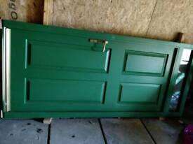 Brand new!! Solid wooden door