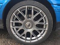 18 Team Dynamics Imola alloys 4x108 4x100 Volkswagen Audi Citroen Peugeot Ford