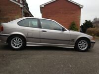 BMW e36 compact 318ti 16v one previous owner from new