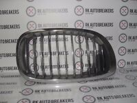 BMW 3 SERIES O/S KIDNEY GRILL E46 COUPE 7064318 REF 1643