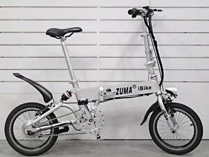NEW ZUMA ELECTRIC BICYCLE iBIKE 36v Li-Po4 LITHIUM BATT 25KPH Russell Vale Wollongong Area Preview
