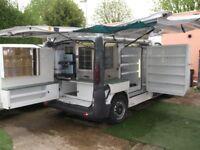 Vauxhall Vivaro sandwich / catering van