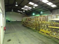 Industrial unit to let near Manchester Airport 6,670 Sq ft @ £4.50 per sq ft