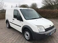 2006 Ford Transit Connect 1.8 TDCi T200 SWB VAN EXCELLENT CONDITION, NO VAT! (VW Caddy / Berlingo)