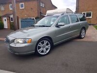 Volvo V70 D5 (185bhp) Automatic SE lux