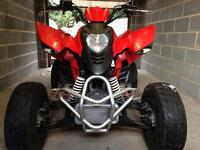 CPI XS 250 road legal quad bike