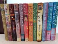 12 Lindsey Davis Novels
