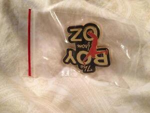 Boy From Oz Pin