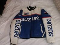 SUZUKI TEAM RACING JACKET