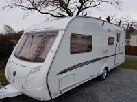 **STUNNING** SWIFT CHALLENGER WITH AWNING + MOTOR MOVER