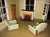 Silvanian family living room set