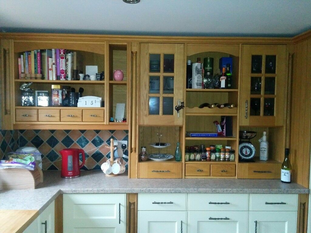 kitchen dresser unit