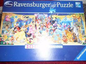 Snow white disney Puzzle