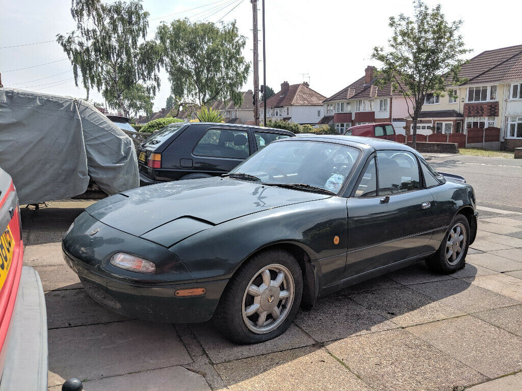 1990 Eunos Roadster Mx5 Import Project Green Brg In Sutton Coldfield West Midlands Gumtree