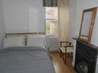 Double room with own lounge shared kitchen and bathroom