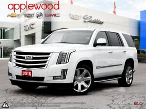 2016 Cadillac Escalade Luxury Collection 7 PASSENGER, SUNROOF...