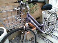Viking ladies bike