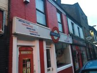 Takeaway/pizza/kebabs/fast-food + 2 bedrooms apartment on top,must busy road of night life